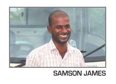 SAMSON JAMES