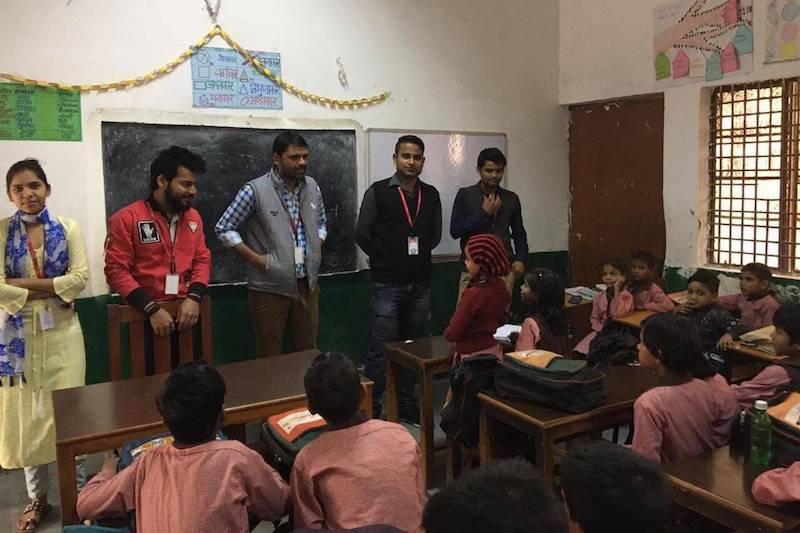 Govt Primary School Mamura Noida