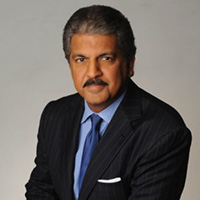 Tech Mahindra Foundation Leaders Anand G Mahindra