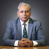 Tech Mahindra Foundation Leaders C P Gurnani