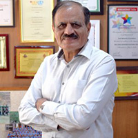 Tech Mahindra Foundation Leaders Rakesh Soni