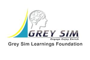 Grey Sim Logo