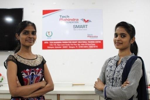 Palle Jyothi and Palle Mamatha